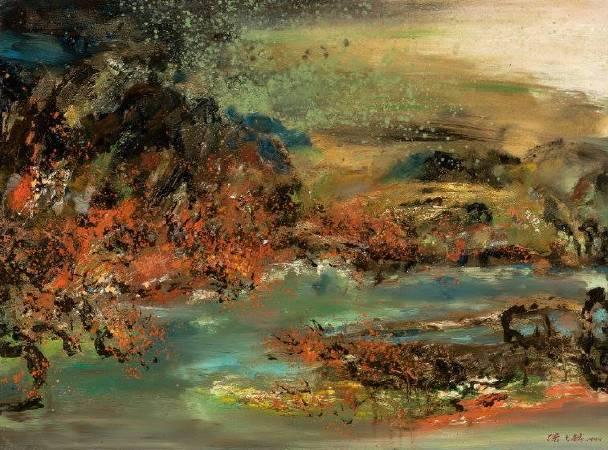 陳之麟 30F 油畫