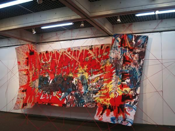 前川多仁,photo by. http://www.art-marche.jp/2015/artist/kazuhito-maekawa.php