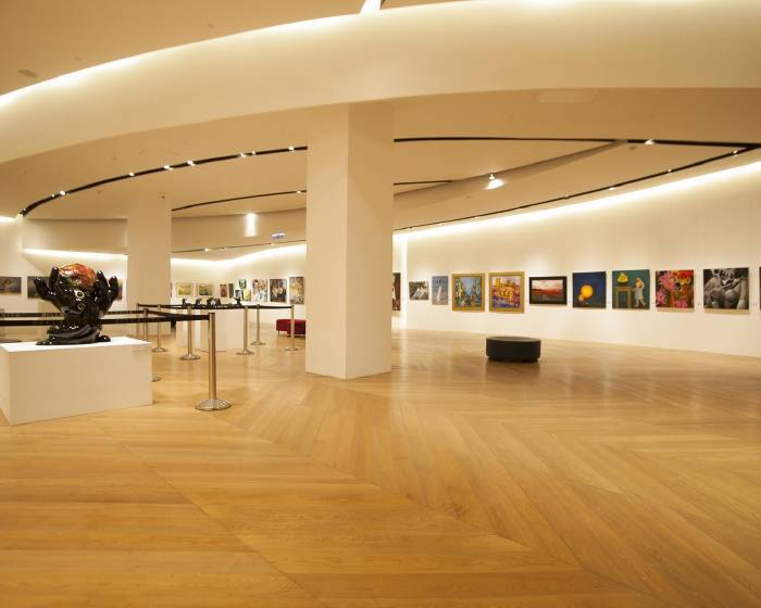 台北新藝術博覽會【初心 ~ 從第一幅作品開始】「2017台北新藝術博覽會」預展開跑
