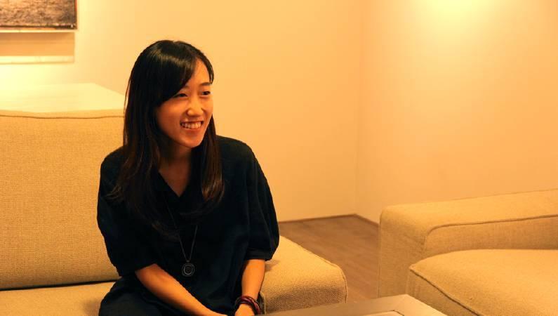 蔡宜潔,photo by. http://mag.ncafroc.org.tw/report-single.aspx?id=572