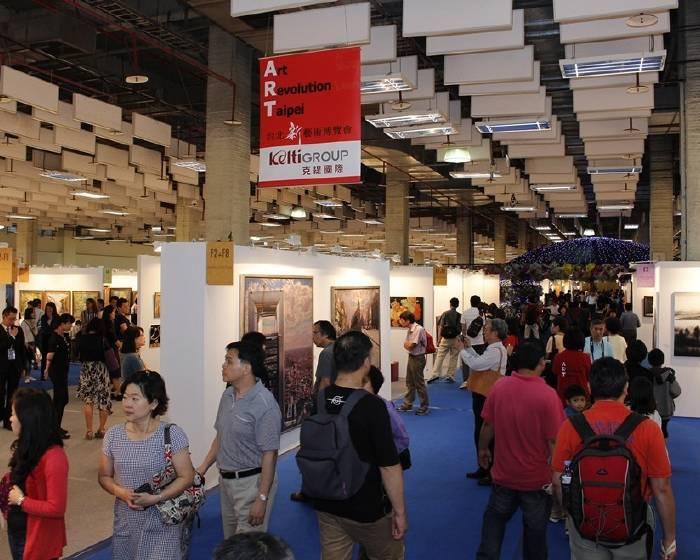香港新銳畫廊am space【台北國際藝術博覽會】展位F05