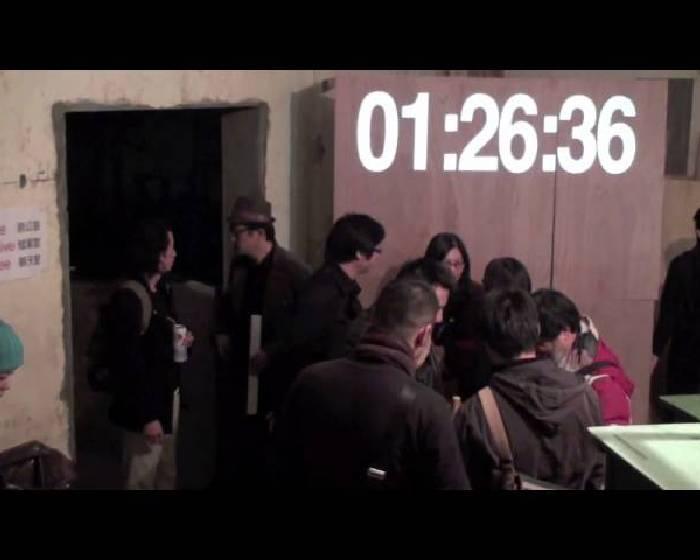 台北當代藝術中心【99分鐘快閃開幕】特別報導影片