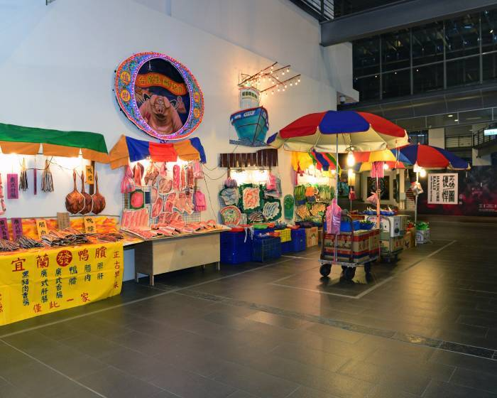 國美館【從過去到未來】悍圖社藝術家對談系列講座