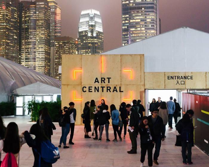 香港中心藝術博覽會 十家推薦畫廊