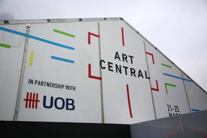 Art Central 2017