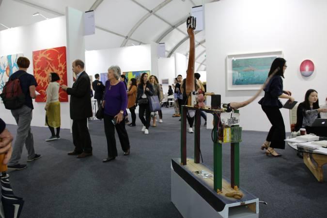 Galerie Liusa Wang-Booth
