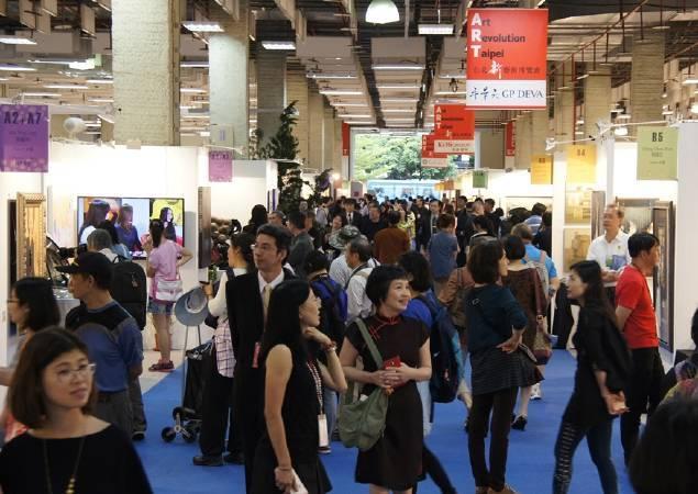 「台北新藝術博覽會」首創「以藝術家為核心」,已成為亞洲國際展會新指標。
