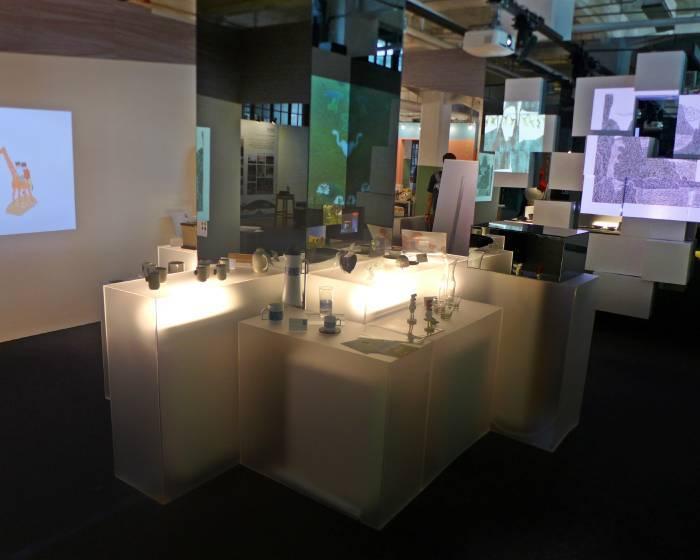 臺灣文博會【國美館邀請您來趟藝術與科技的創意行旅】