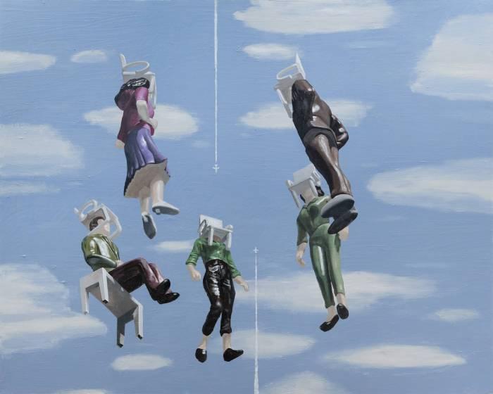 僑福芳草地畫廊【平衡點聯展   Balance Group Exhibition】台灣藝術家聯展