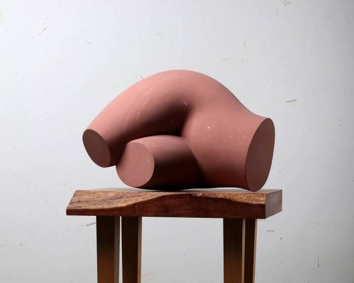 關渡美術館【我的軌跡-張子隆雕塑】