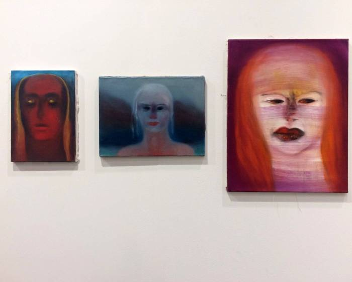 2017 Art Basel HK繪畫類亮點 女性藝術家作品觀察(三)