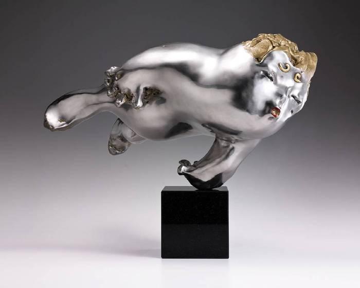 2017威尼斯雙年展 大雋雕塑作品現東方思惟