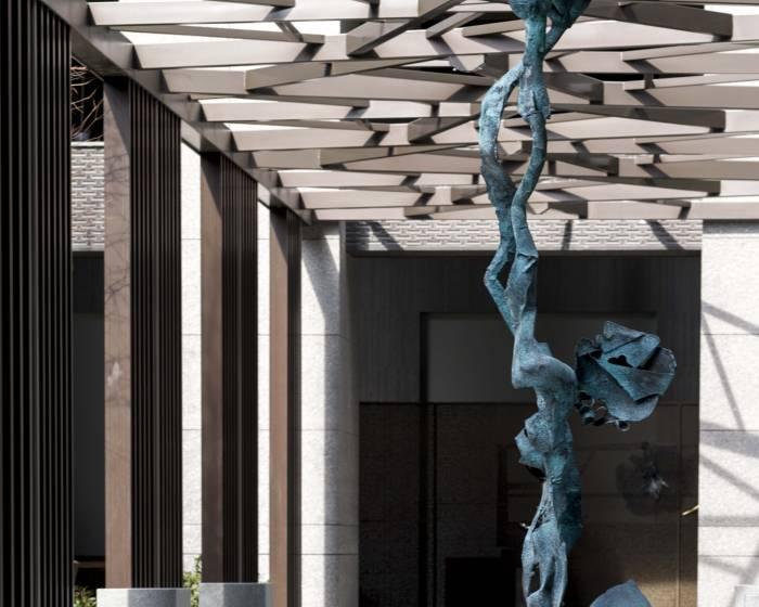 2017威尼斯雙年展 參展雕塑家李光裕向海明威致敬