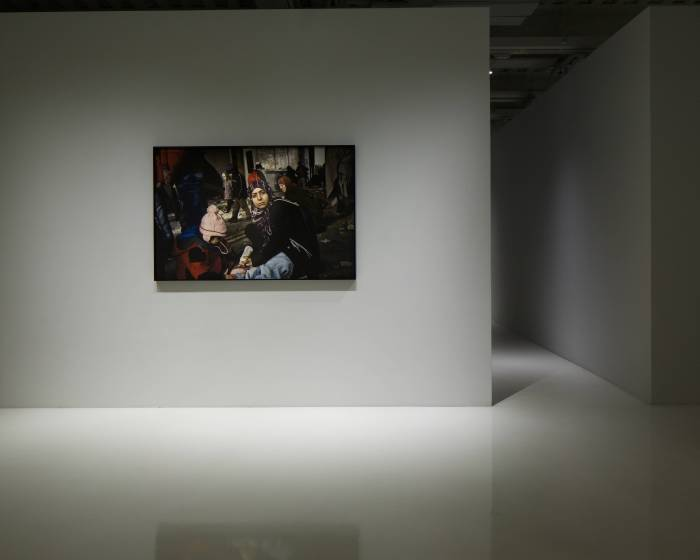 學學白色空間【左心房/右心室】張雍作品2003 - 2017攝影展