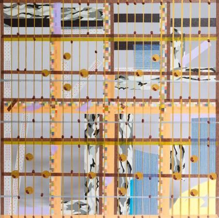 吳芊頤 窗景-木構清水  Wu Chien-Yi Windows-Timber Structure Qingshui