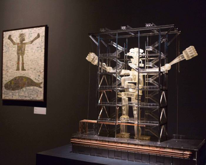 國美館暑期必看 崔旴嵐靈魂機械煉金術
