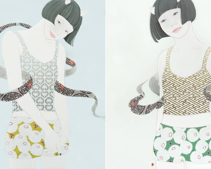 Art Space 金魚空間|蒼野甘夏傳統與現代交織的魅力
