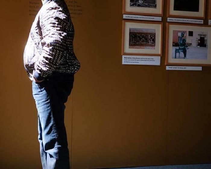 【驚艷威尼斯雙年展官方評委—「有無之際─李光裕大型個展」】