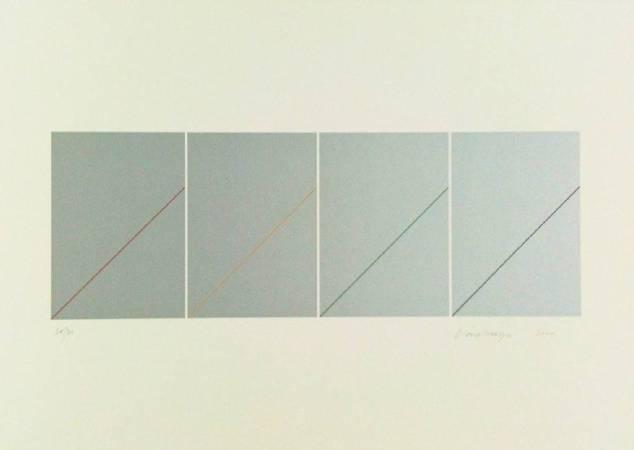 林壽宇|無題|108x78 cm|版畫|2011