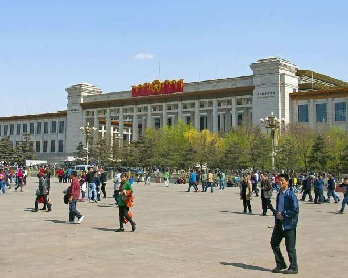 擠下羅浮宮  中國國家博物館去年訪客全球最多