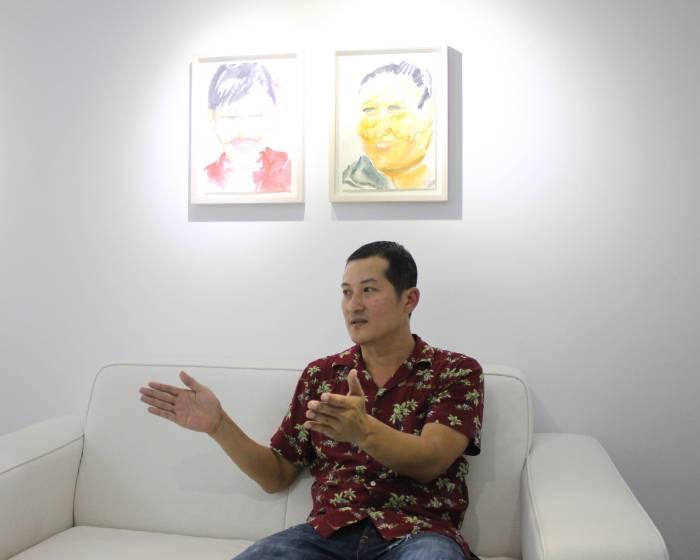 台北日動畫廊:駐村經驗下的觀察家 塔萬・瓦圖亞(Tawan Wattuya)