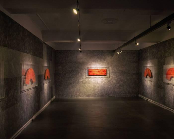 也趣藝廊 Aki Gallery 【游雯迪個展 - 刷存在感】開幕花絮