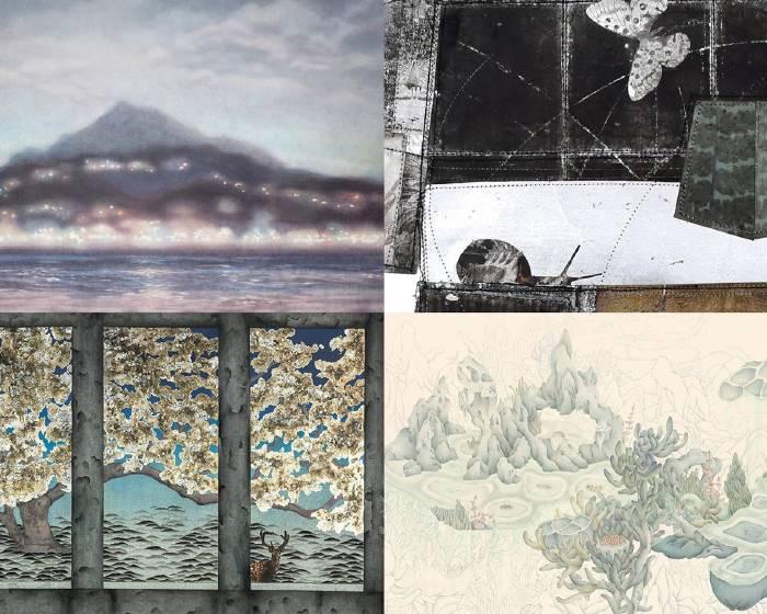 小畫廊【水墨×複數 II新世代水墨展】Ink x Multiplicities IIJoint Exhibition from the Next Generation