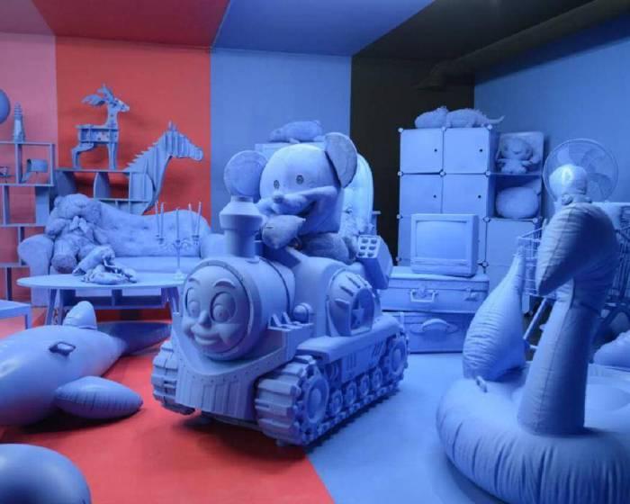 M50與西岸:上海畫廊春夏展覽的兩種面貌