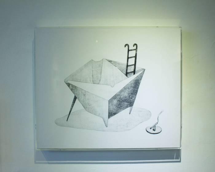 當代一畫廊:【籬人之境】李育貞 & 張婷雅 版畫創作雙個展