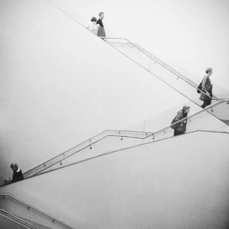 人生階梯 / 楊孟倫 / 攝於 2013年 英國 / 15x15cm