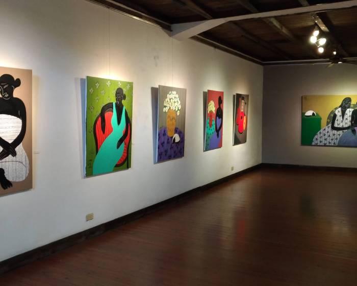 名冠藝術館【梁奕焚畫展】Liang Yi Fen Solo Exhibition