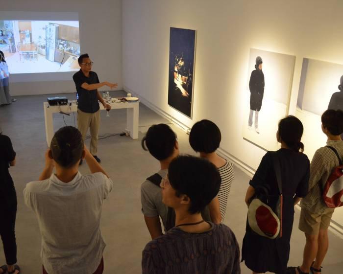 也趣藝廊【韓國當代藝術雙個展】時光的回望
