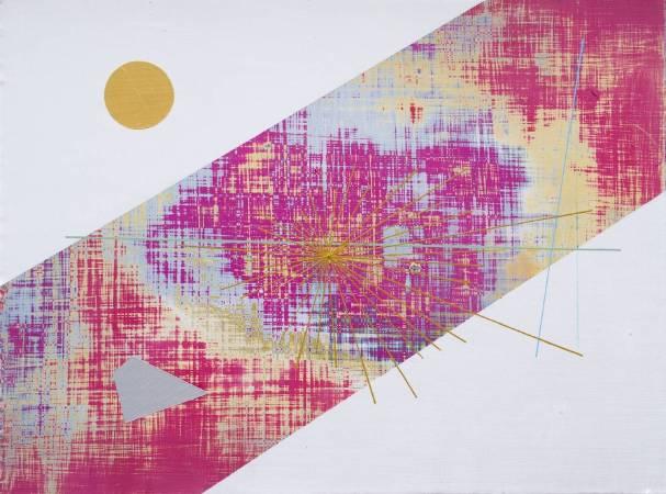 李政勳 記憶,第20號/Memory No.20 ·33×24cm ·壓克力木板 ·2016