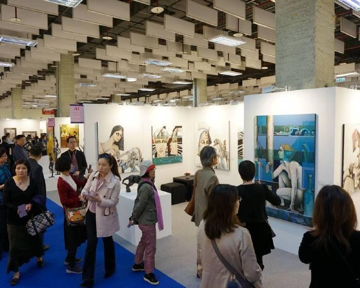 台北新藝術博覽會:亞洲規模最大藝術賽事「2018國際藝術家大獎賽」報名開跑