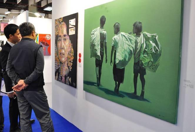 得獎藝術家皆可參加第九屆台北新藝術博覽會「國際藝術家沙龍大展」。