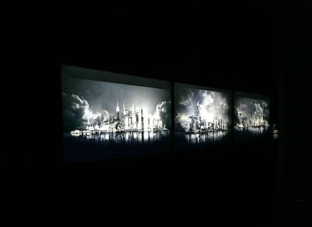 張徐展,截景島系列作品,2011