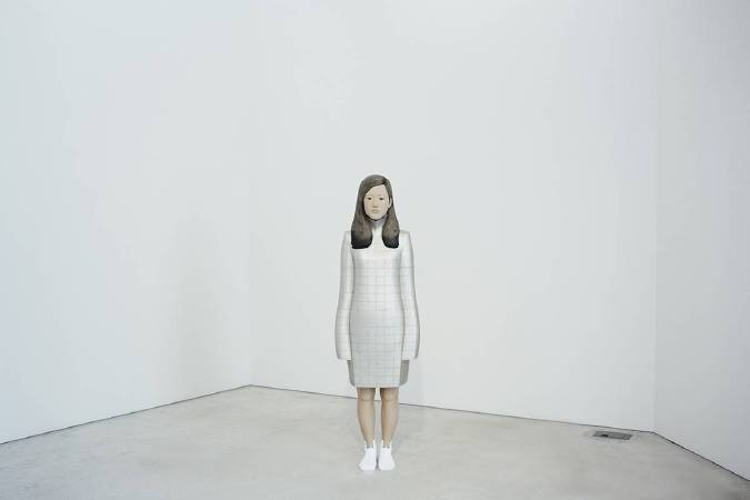 人像雕塑, Tomotaka Yasui 保井智貴