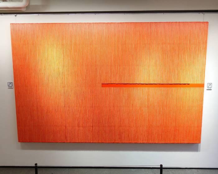 首都藝術中心:【韻 Rhythm ∕ 抽象藝術典藏展 Abstract Art Collection