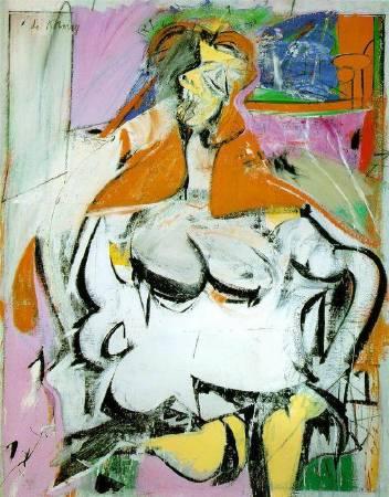 Woman I, 1952