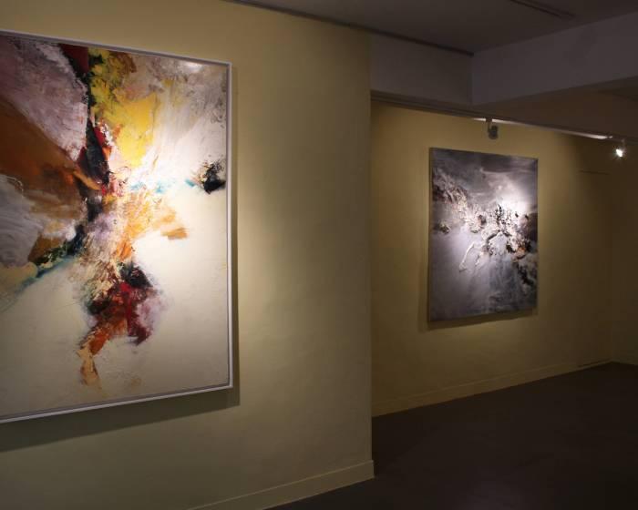 尚畫廊:【地質迴聲】狄米特里.克西黑個展
