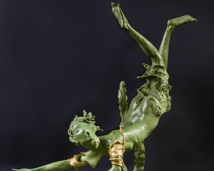 99°藝術中心【從心所欲】2017蔡政維雕塑個展