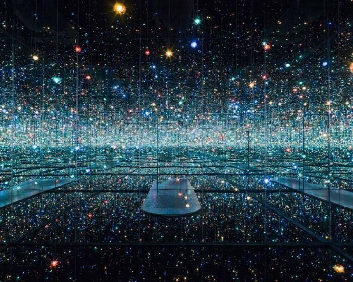 無限鏡屋 一間房間整個宇宙