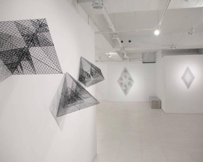 大象藝術空間館:【凝視的幻化】曲德華個展