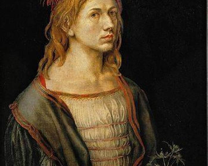 杜勒版畫《耶穌在該亞法前》  500年後現蹤