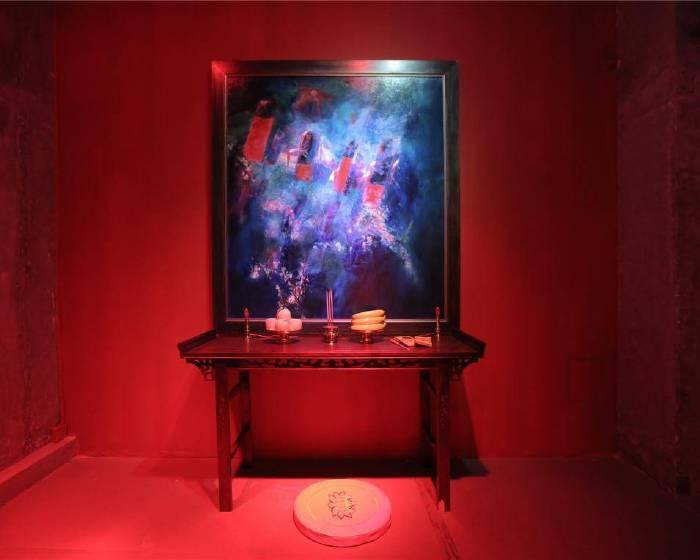 走在商業前面:上海當代藝術市場「跨領域」展覽