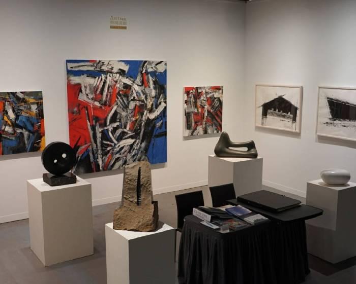 藝境畫廊【ART FORMOSA 2017 福爾摩沙國際藝術博覽會】
