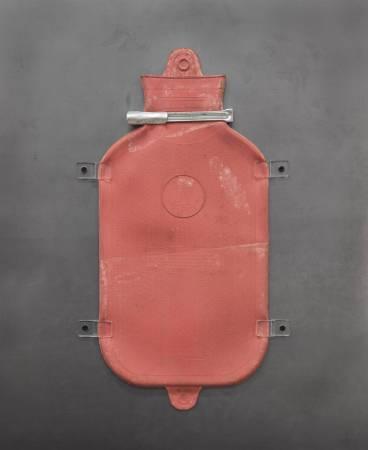 陳界仁_「氣味」紀念物-II_1987_橡膠冰枕