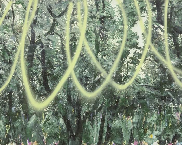 尊彩藝術中心【許常郁個展】一座森林的完成