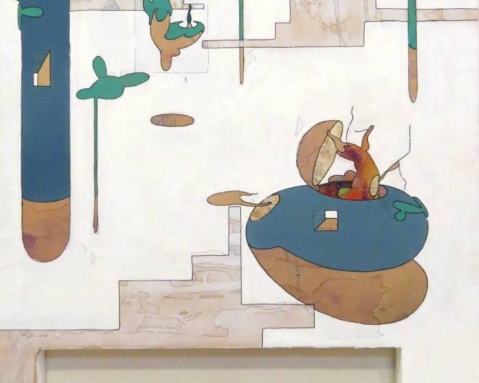 A⁺ Creations  移動畫廊【「庇護所」】六樓鐵皮個展