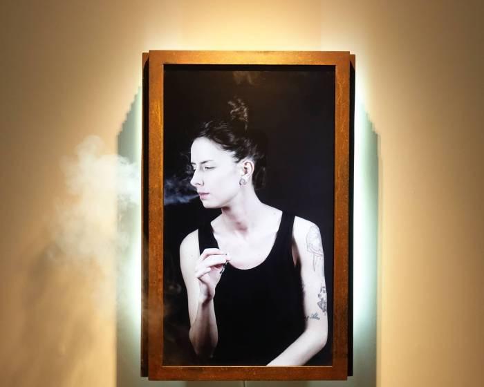 Bluerider ART:「《The Box》瑞士錄像雕塑藝術家Marck亞洲首個展」